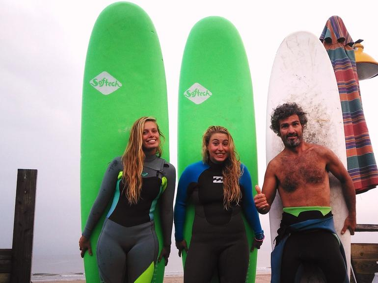 Surfcamp in Cascais - 4 nights in a Suite Room
