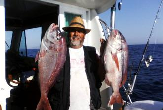 Sports Fishing with Master António in Cascais (Half-Day)