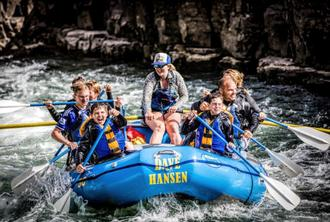 Rafting and Exploration Czech Nature