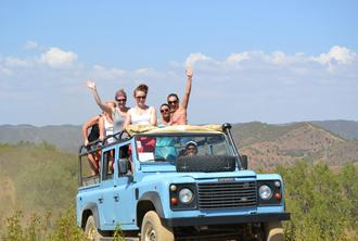 Albufeira Jeep Safari Half Day - Shared