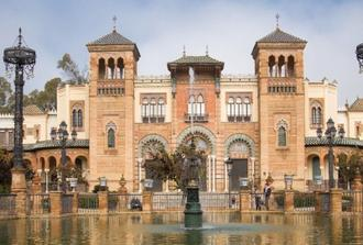 Gardens of Seville, a slow private tour