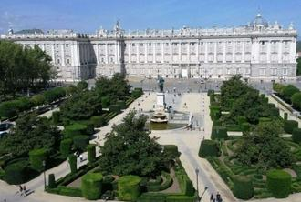 Royal Palace of Madrid VIP