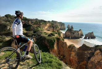 Cycling trough the Algarve - 1 Day